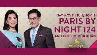 PBN 124 thu hình November 11 & 12, 2017 @ Pechanga Casino Resort