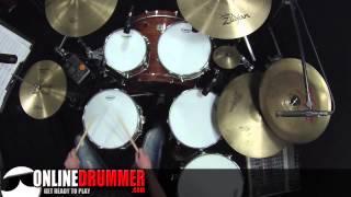 Drum Roll Please - 5-stroke & 9-stroke - Drum Lesson