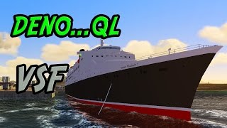 Deno QL...Vehicle Simulator