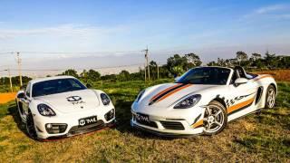 TWLCARBON TWL Carbon Porsche 718 - 981 Cayman/Boxster/GTS/GT4 AERO KITS
