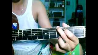 Snowflower - Solo guitar