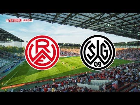 5. Spieltag: RWE - SG Wattenscheid (Saison 2019/2020)
