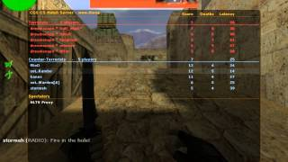 Rambo vs. Violado @CGS Pro-Am Season 1