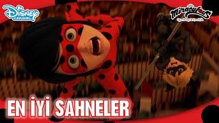 Sizce En İyi Sahne Hangisi? (3. Sezon) 🤔 | Mucize: Uğur Böceği ile Kara Kedi | Disney Channel TR