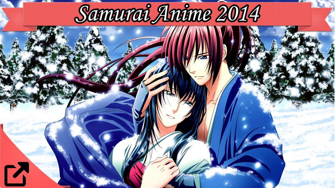 Top 10 samurai anime 2014 all the time サムライアニメ youtube