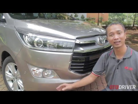 Toyota All New Kijang Innova 2016 Review Indonesia - OtoDriver (Part 1/3) (English Subtitled)
