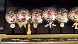 Музыкальная шкатулка с колокольчиками