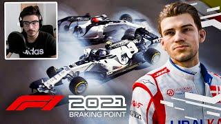 """REACCIONANDO AL TRÁILER DE """"BRAKING POINT"""" DE F1 2021"""