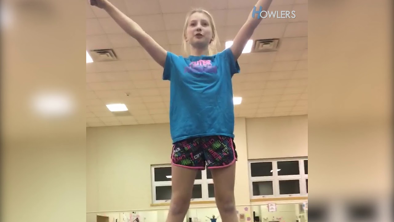 Download TRY NOT TO LAUGH CHALLENGE | Funny Cheerleader Fails