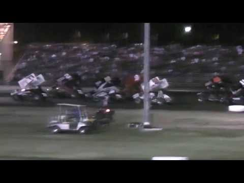 World of Outlaws hest 5 Friday 60th Gold Cup - Silver Dollar Speedway