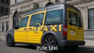 Jo Le Taxi Po Polsku !
