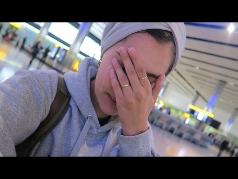 Thumbnail: AIRPORT SECURITY DON'T BELIEVE I'M BRITISH