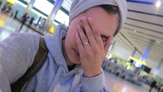 One of Dina Tokio's most viewed videos: AIRPORT SECURITY DON'T BELIEVE I'M BRITISH