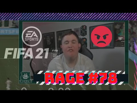 FIFA 21 ULTIMATE *RAGE* COMPILATION #78 😡😡😡  