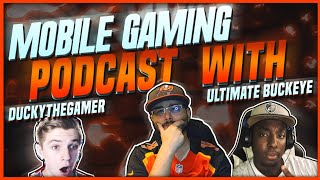 DUCKYTHEGAMER & ULTIMATE BUCKEYE TALK MADDEN MOBILE, FORTNITE MOBILE, & NBA LIVE MOBILE!