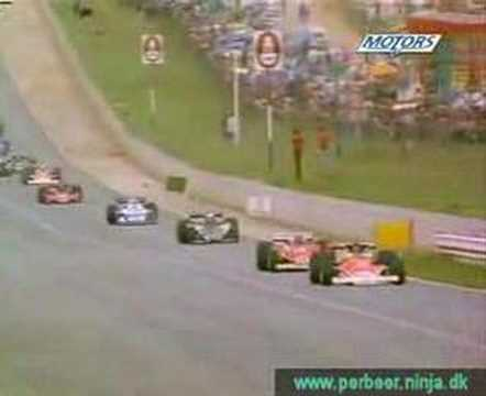 Formula One South African GP 1977