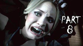 Until Dawn Walkthrough Gameplay Part 8 - Killers (PS4)