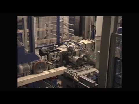 Produkcja drewna KVH