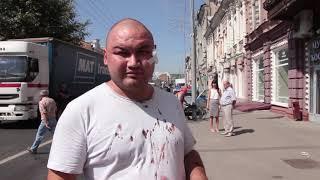 ДТП на Московской в Саратове. Есть пострадавшие