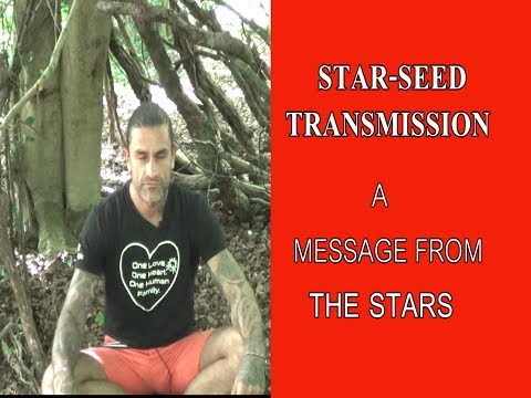 Star Seed Transmission (JERRY SARGEANT) Lyran Light Language - DNA Activation Frequency