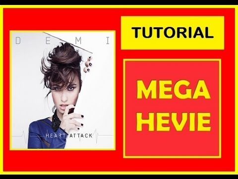 Chord Tutorial Heart Attack Demi Lovato Keyboardpiano Youtube