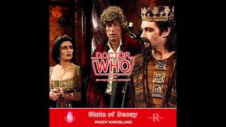 Classic Doctor Who Music! - State Of Decay (Suite)