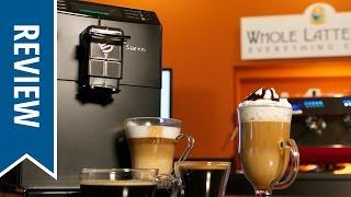 מכונת קפה Saeco Minuto Carafe