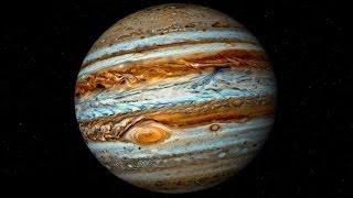 погружение в Юпитер