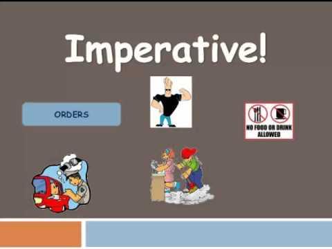 تعلم الإنجليزية الأمريكية الدرس التاسع والثمانون imperative 1