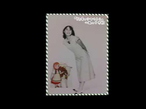 小林千絵 風の子守歌 『牧場の少女カトリ』エンディング曲【Chie Kobayashi】