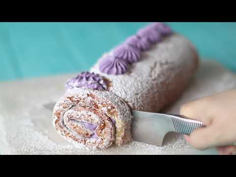 If You're Not Careful These Cake Rolls Might Hypnotize You!