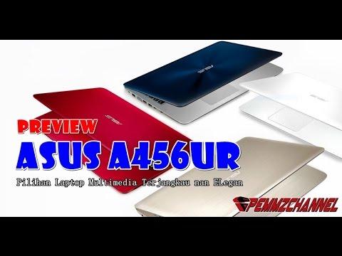 Quick Review Asus A456UR - Komparasi GT 930M dan GT 930Mx