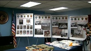 More Than 20 People Arrested In Long Island Drug Bust