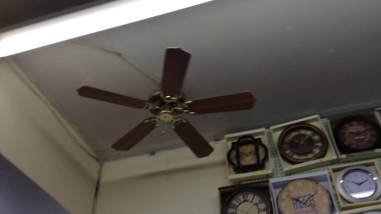"""42"""" Canarm Ceiling fan - YouTube"""