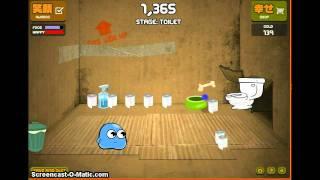 My Lil' Bastard Part 4: Toilet *walkthrough*