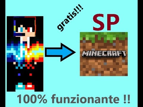 Come cambiare skin su Minecraft | Salvatore Aranzulla