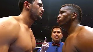 Badr Hari (Netherlands) vs Errol Zimmerman (Сuracao) | KNOCKOUT, Fight HD
