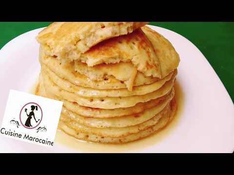 crèpe-facile-rapide-pour-goûter-👌👍👍👍😉😊-cuisine-marocaine-176