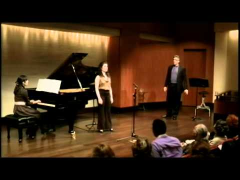 2011 Thomas Hampson Voice Master Class