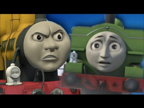 Thomas & Friends Top 5 Worst CGI Models