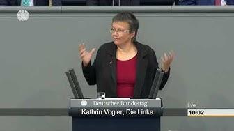 """Kathrin Vogler: Der """"PraenaTest"""" fungiert als Türöffner - Ein Moratorium ist dringend erforderlich!"""