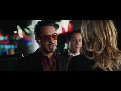 Iron Man (2008) - The Merchant of Death Scene    Movieclips