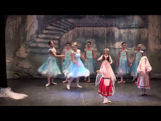 VERESI KRÓNIKA - A Veresi Balett bemutatója a Jég