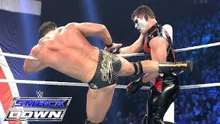 Del Rio vs. Stardust – WWE World Heavyweight Championship Tournament: SmackDown, Nov. 12, 2015