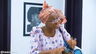 Download Taaooma Adedoyin Comedy - TAAOOMA - ALWAYS LISTEN TO INSTRUCTIONS IN AN AFRICAN HOME