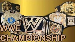 Análisis e Historia al Campeonato de la WWE (Loquendo)