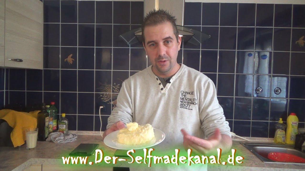 Butter selber machen Artikelbild