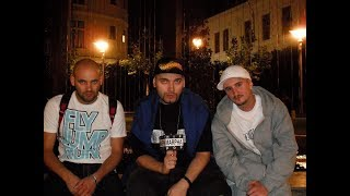 Interviu cu Junky, Passcall &amp NOSFE Marpha Hip Hop (S02.E26)
