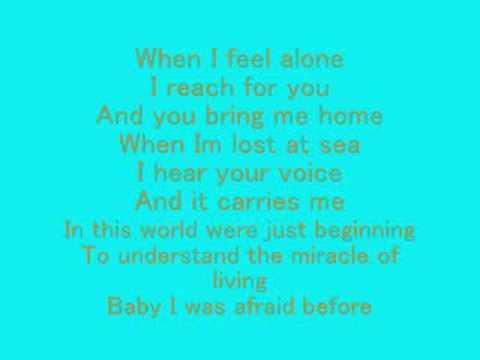 Heaven on Earth Ashley Tisdale -With Lyrics-