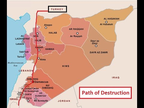 Biblical Timing of Damascus Destruction - Isaiah Jeremiah Joel